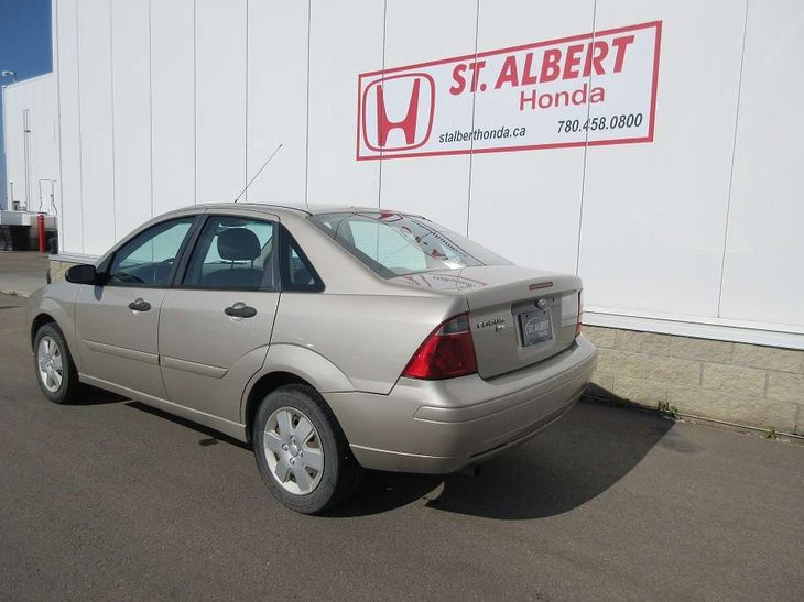 2007 Ford Focus S for sale in St. Albert, Alberta