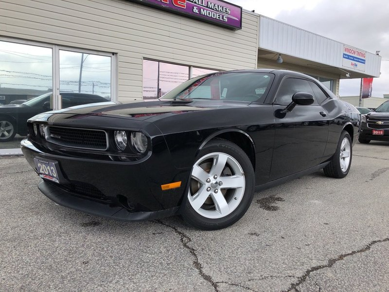 2013 Dodge Challenger for sale in Tilbury, Ontario