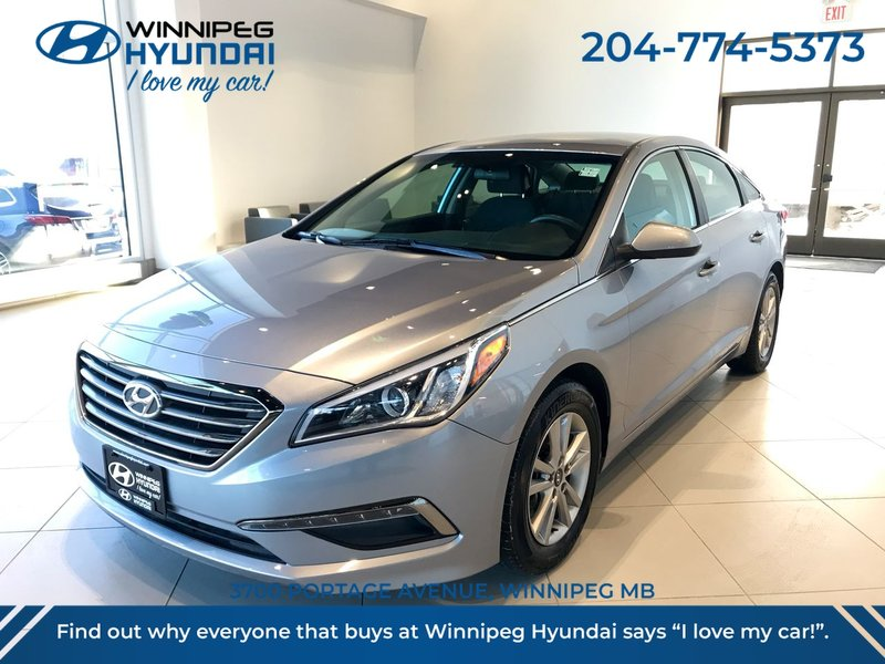 2016 Hyundai Sonata for sale in Winnipeg, Manitoba