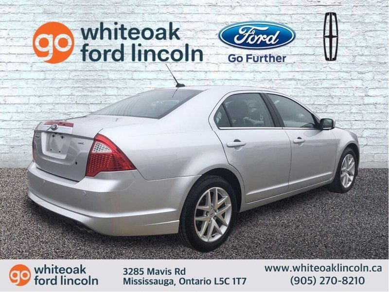 2011 Ford Fusion for sale in Mississauga, Ontario