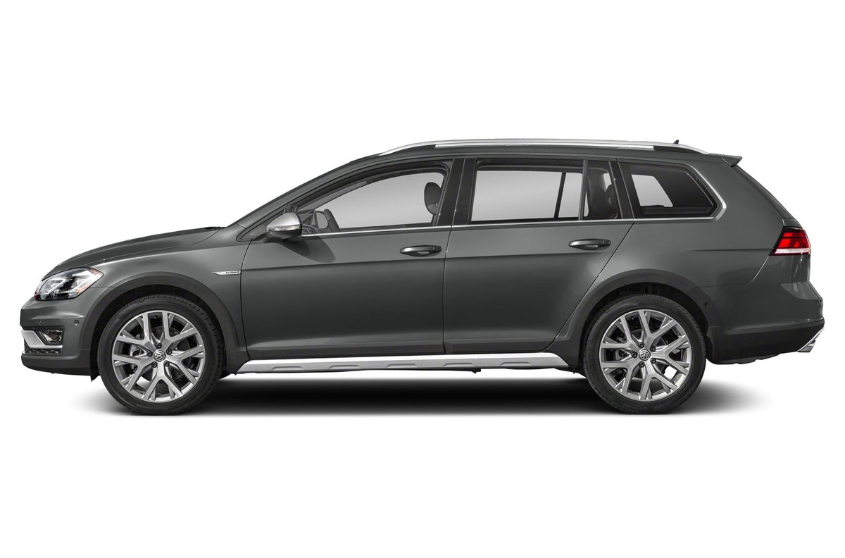 2018 Volkswagen Golf Alltrack for sale in Prince George, British Columbia