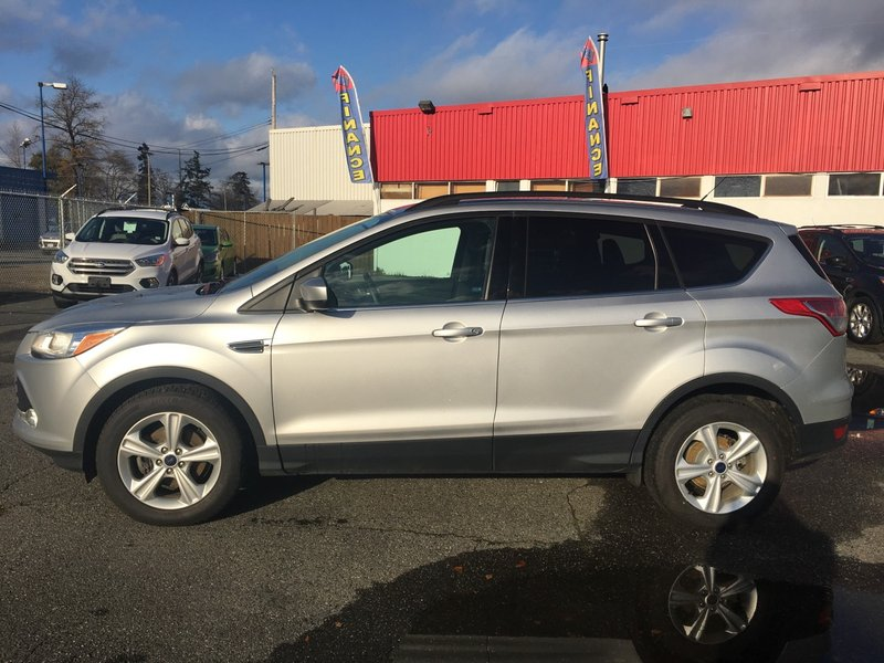 2015 Ford Escape for sale in Campbell River, British Columbia
