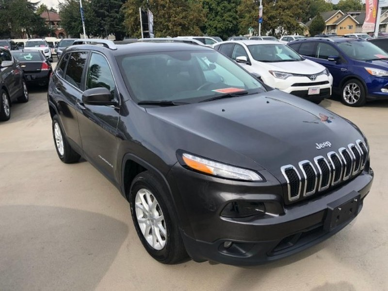 2016 Jeep Cherokee for sale in Vancouver, British Columbia
