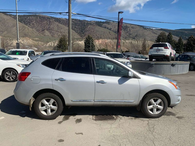 2013 Nissan Rogue for sale in Kamloops, British Columbia