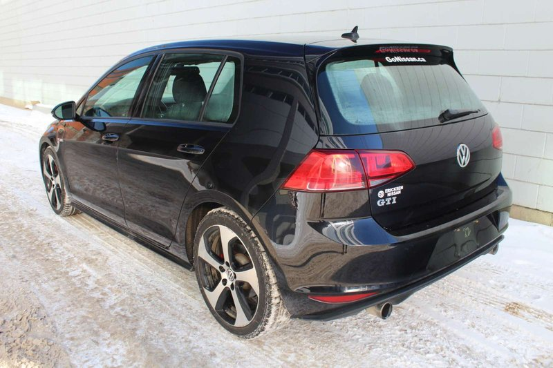 2015 Volkswagen Golf GTI for sale in Edmonton, Alberta