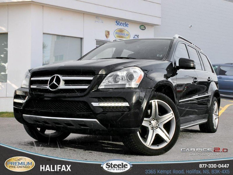 2012 Mercedes-Benz GL for sale in Halifax, Nova Scotia