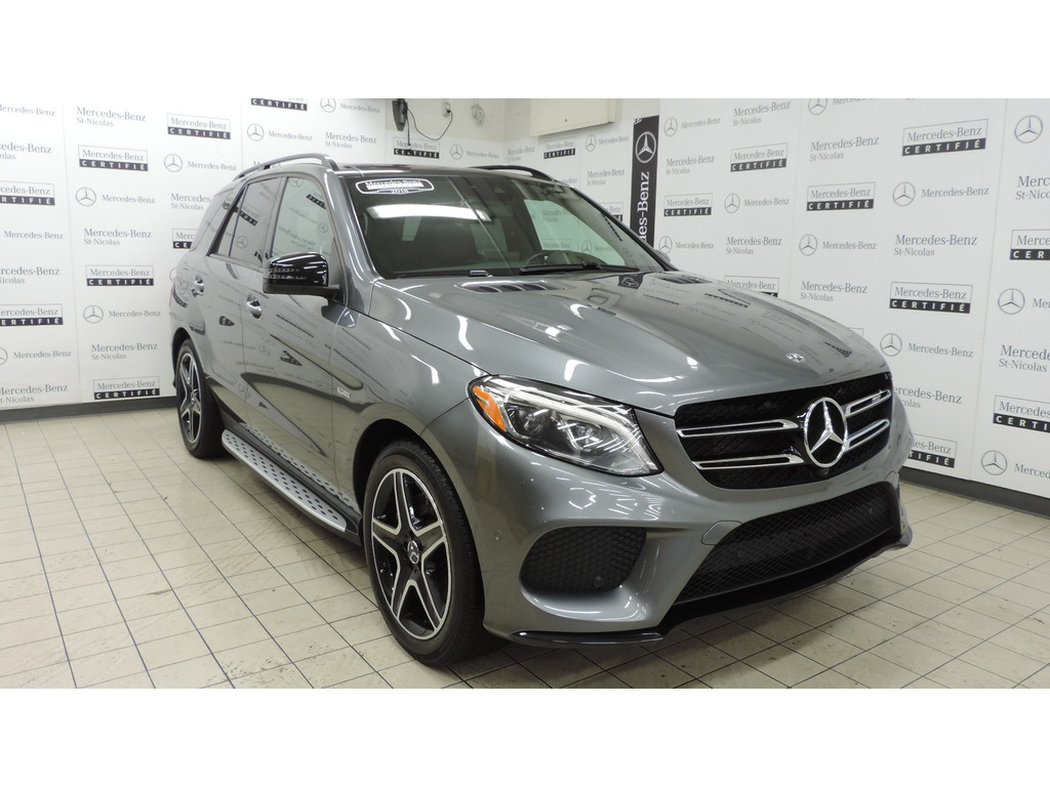 2018 Mercedes-Benz GLE for sale in St-Nicolas, Quebec