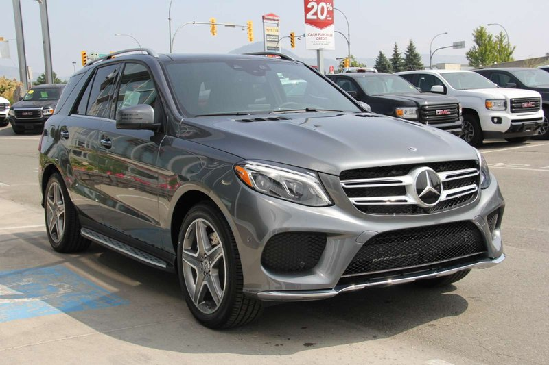 2018 Mercedes-Benz GLE for sale in Kamloops, British Columbia