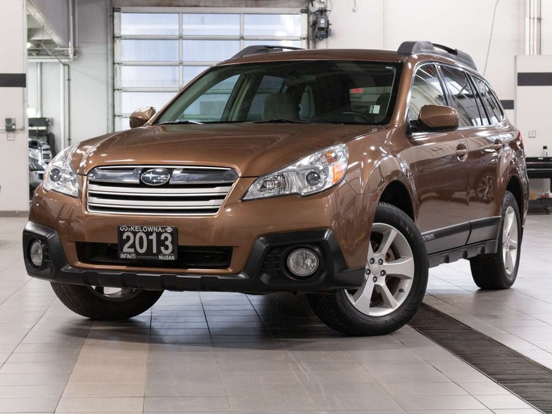 2013 Subaru Outback for sale in Kelowna, British Columbia