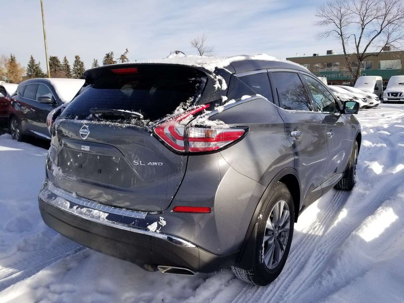 2018 Nissan Murano for sale in Calgary, Alberta