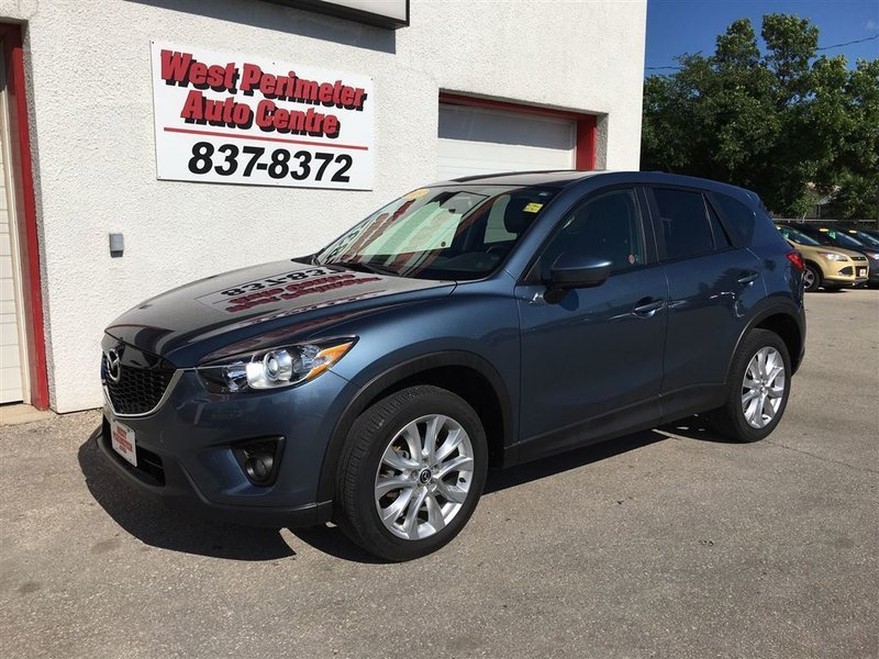 2015 Mazda CX-5 for sale in Winnipeg, Manitoba