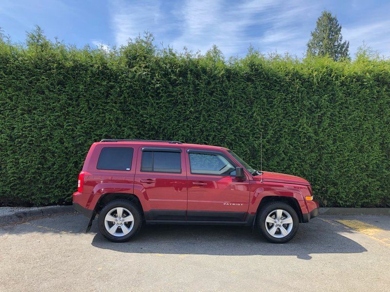 2012 Jeep Patriot for sale in Surrey, British Columbia