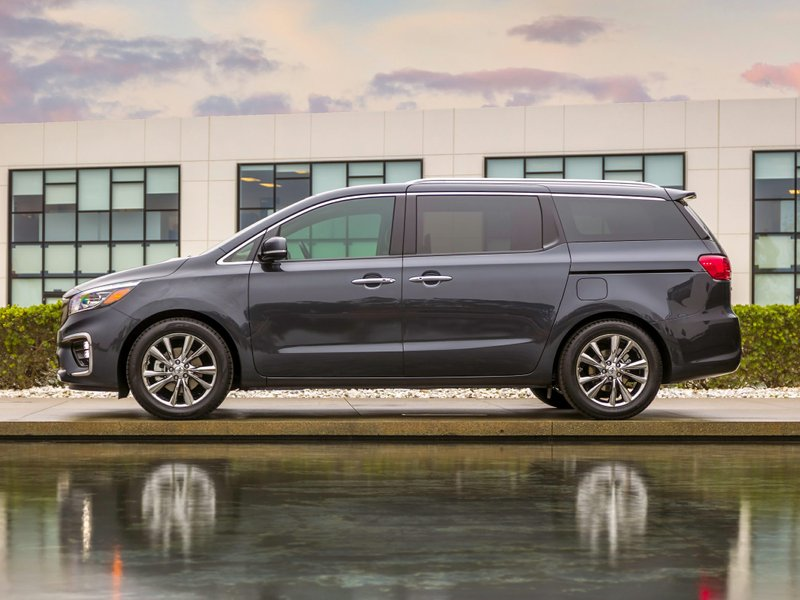 2019 Kia Sedona for sale in Brandon, Manitoba