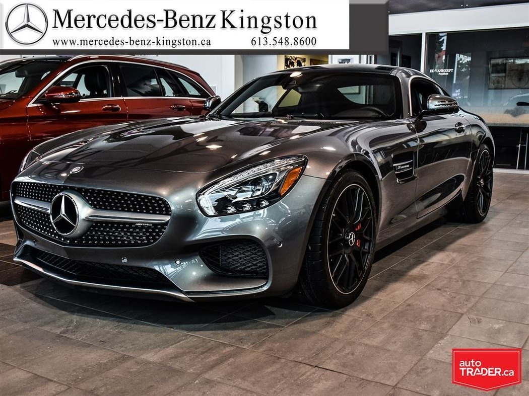 2016 Mercedes-Benz AMG GT for sale in Kingston