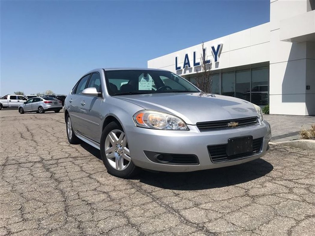 2011 Chevrolet Impala For Sale In Tilbury