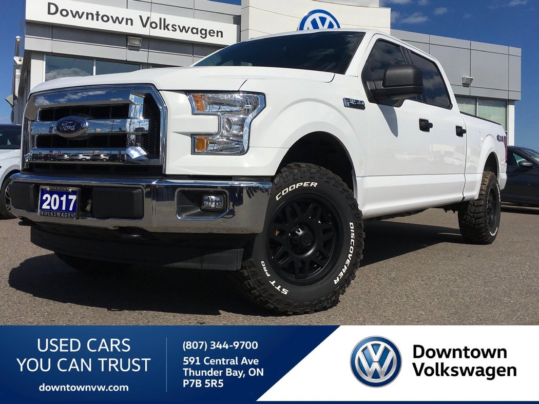 2017 ford f 150 for sale in thunder bay ontario