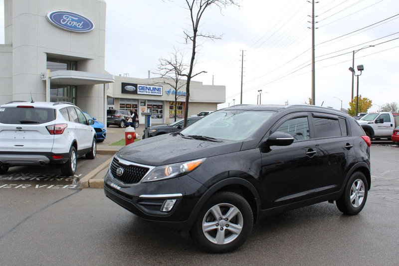 2016 Kia Sportage for sale in Mississauga, Ontario