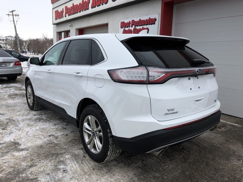 2017 Ford Edge for sale in Winnipeg, Manitoba