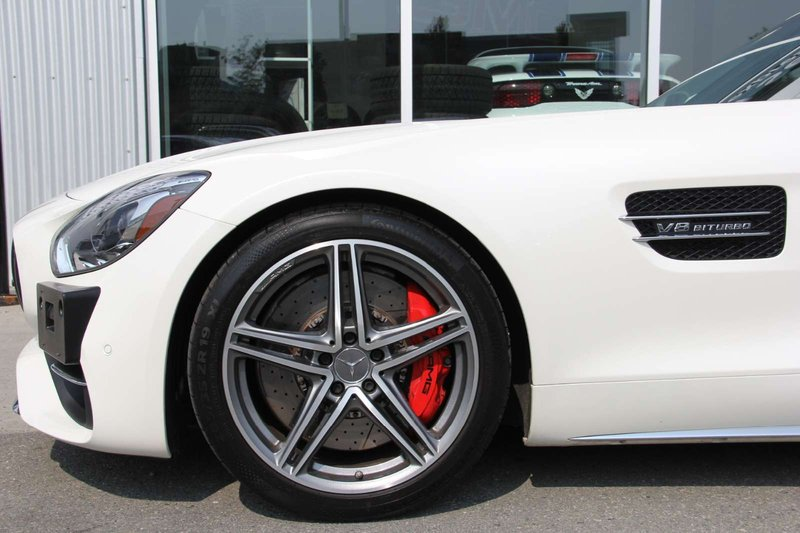 2018 Mercedes-Benz AMG GT for sale in Kamloops, British Columbia