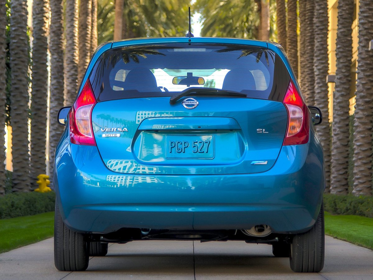 2016 Nissan Versa Note for sale in Spruce Grove, Alberta
