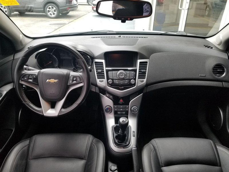2014 Chevrolet Cruze for sale in Chatham, Ontario