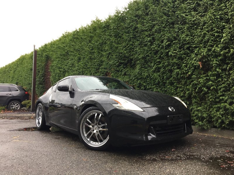 2009 Nissan 370Z for sale in Surrey, British Columbia