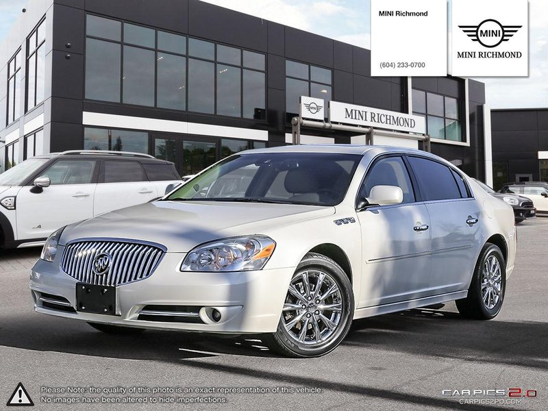 2010 Buick Lucerne for sale in Richmond, British Columbia