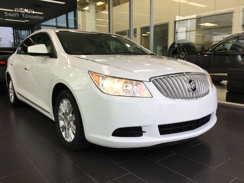 2011 Buick LaCrosse for sale in Edmonton, Alberta