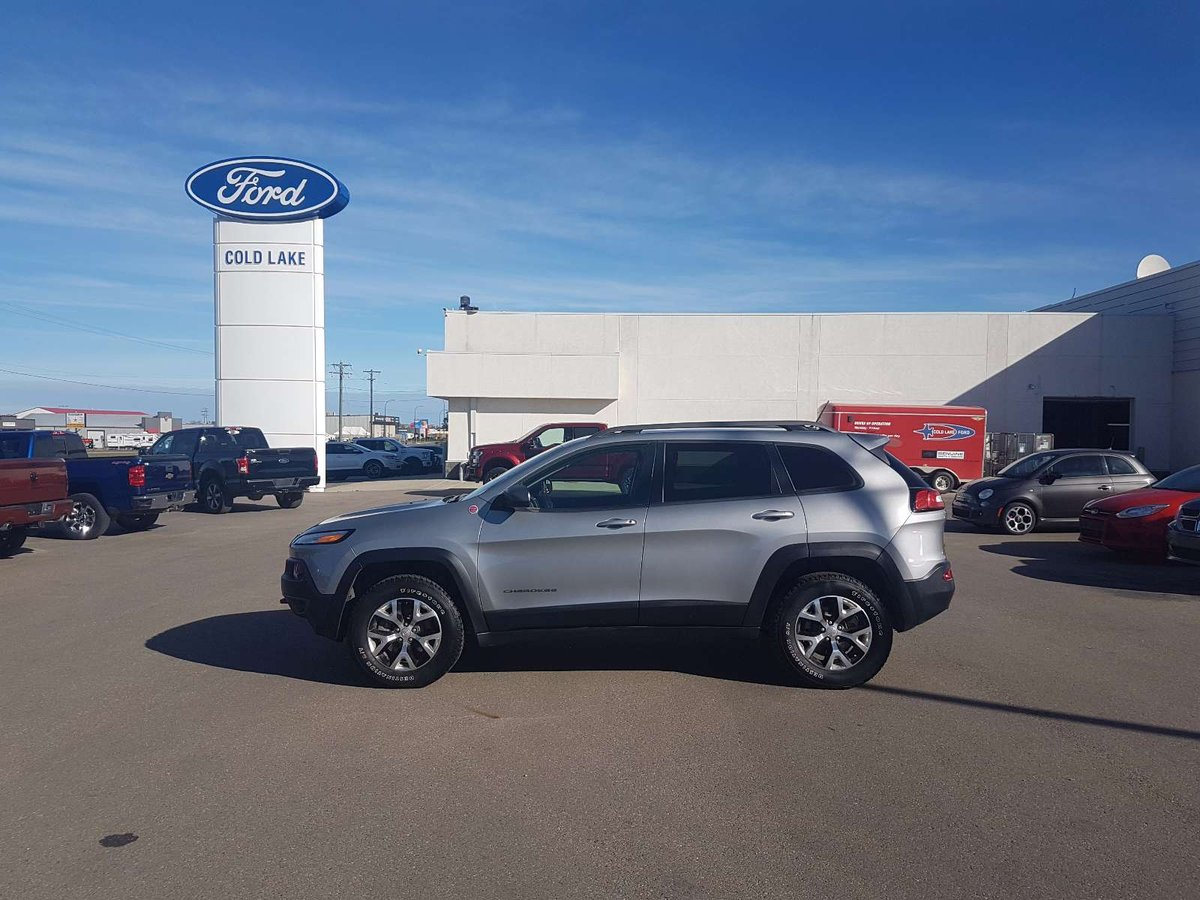 2015 Jeep Cherokee for sale in Cold Lake, Alberta