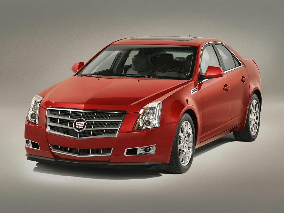 2008 Cadillac CTS for sale in Lethbridge, Alberta