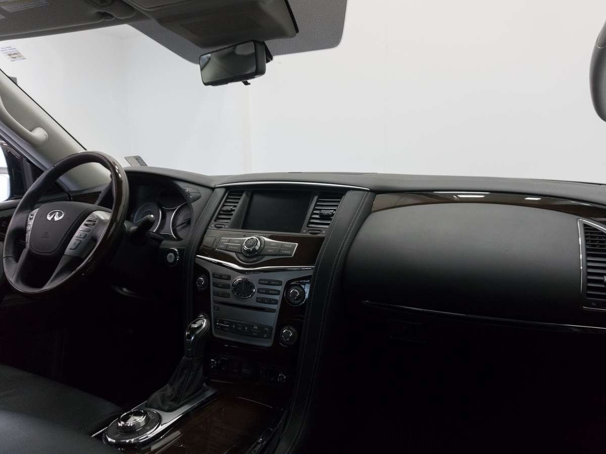 2018 Infiniti QX80 for sale in Kelowna, British Columbia