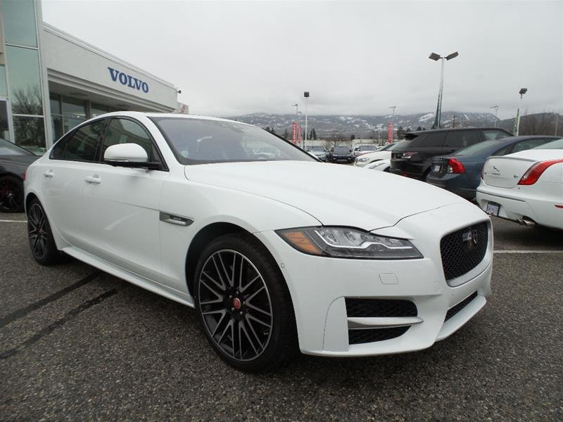 2016 Jaguar XF for sale in Kelowna, British Columbia