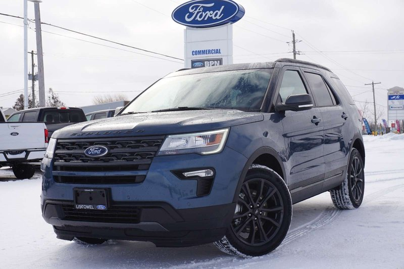 2019 Ford Explorer for sale in Listowel, Ontario