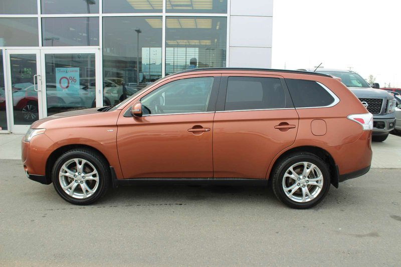 2014 Mitsubishi Outlander for sale in Edmonton, Alberta