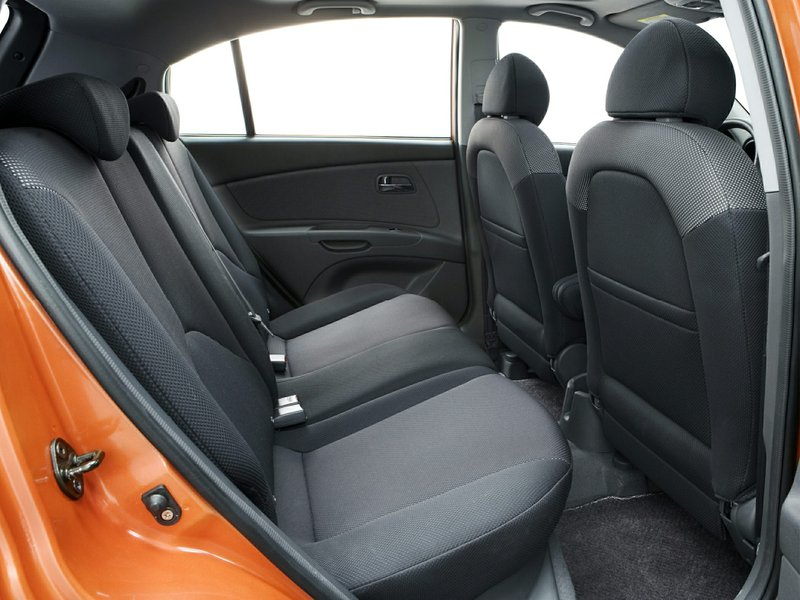 2009 Kia Rio for sale in Edmonton, Alberta
