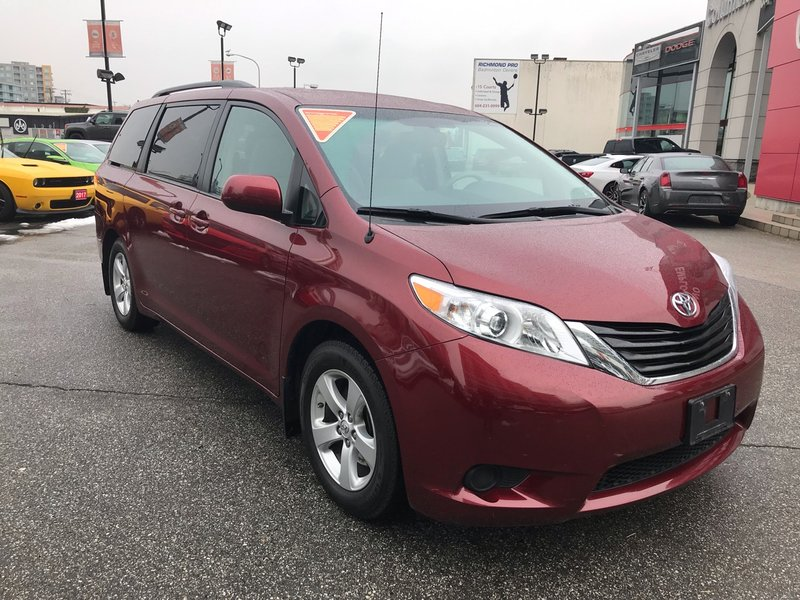 2013 Toyota Sienna for sale in Richmond, British Columbia