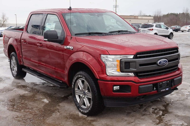 2019 Ford F-150 for sale in Listowel, Ontario