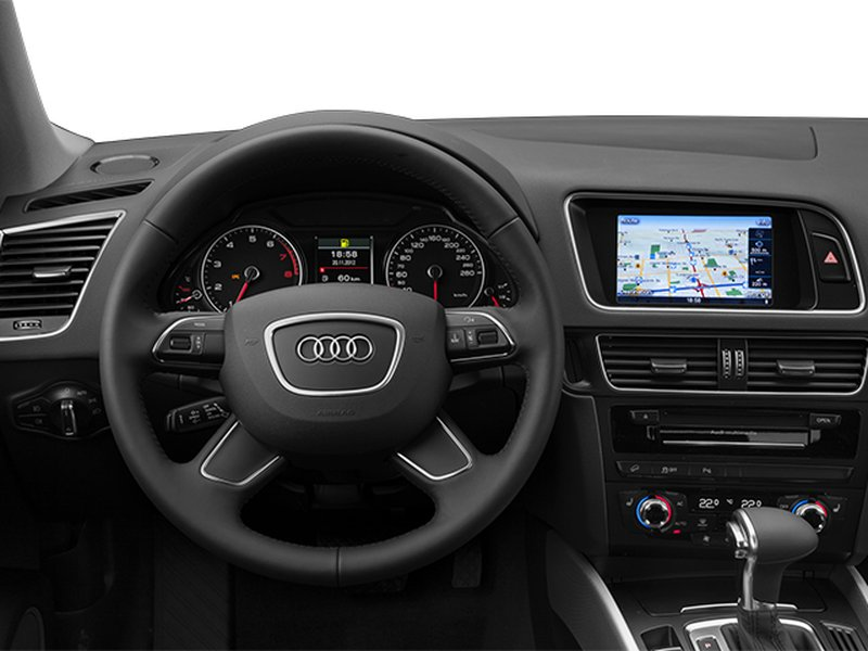 2013 Audi Q5 for sale in Edmonton, Alberta