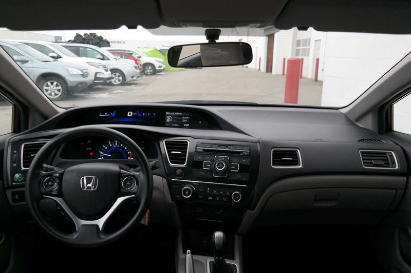2013 Honda Civic Sedan for sale in Edmonton, Alberta