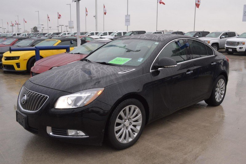 2013 Buick Regal for sale in Vancouver, British Columbia