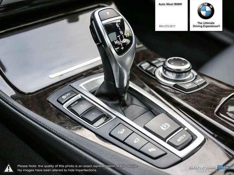 2013 BMW 5 Series for sale in Richmond, British Columbia