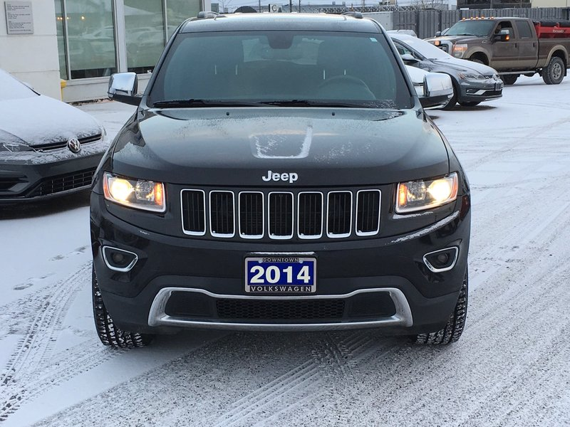 2014 Jeep Grand Cherokee for sale in Thunder Bay, Ontario