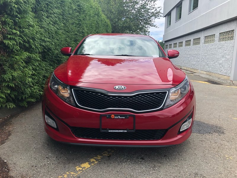 2015 Kia Optima for sale in Surrey, British Columbia