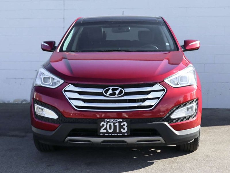 2013 Hyundai Santa Fe for sale in Penticton, British Columbia