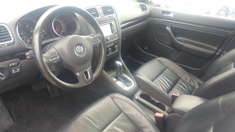 2011 Volkswagen Golf Wagon for sale in Courtenay, British Columbia