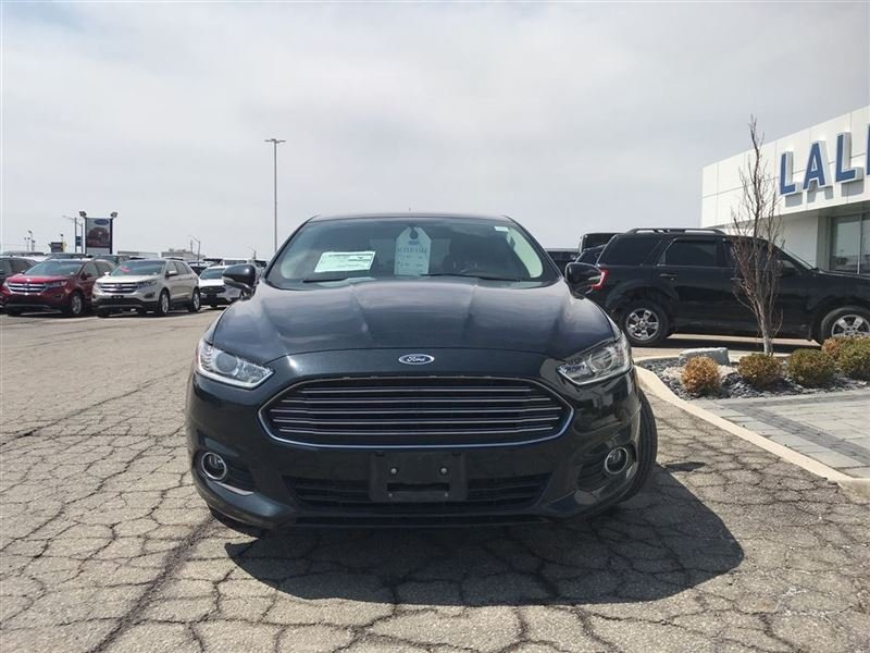 2014 Ford Fusion for sale in Tilbury, Ontario