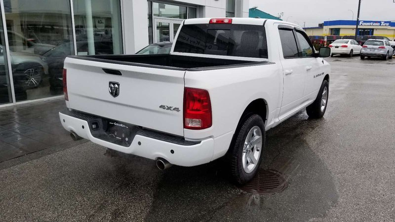 2011 Ram 1500 for sale in Langley, British Columbia