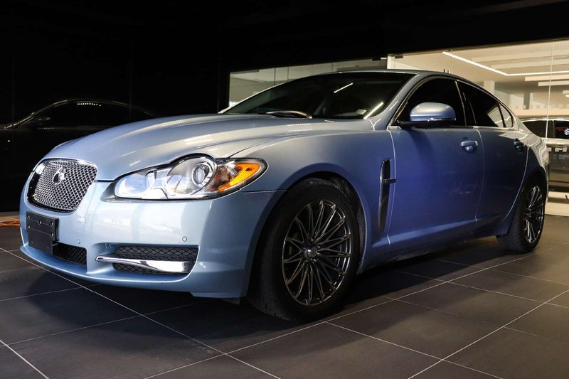 2011 Jaguar XF for sale in London, Ontario