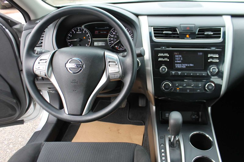2015 Nissan Altima for sale in Vernon, British Columbia