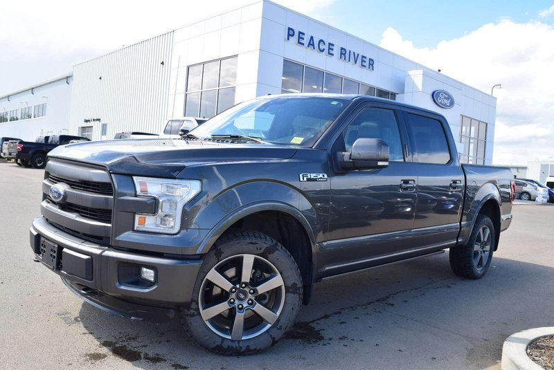 2015 Ford F-150 for sale in Peace River, Alberta